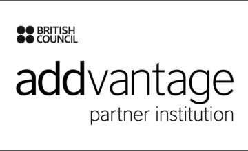 British Council_Addvantage_Partner Institution logo ramka